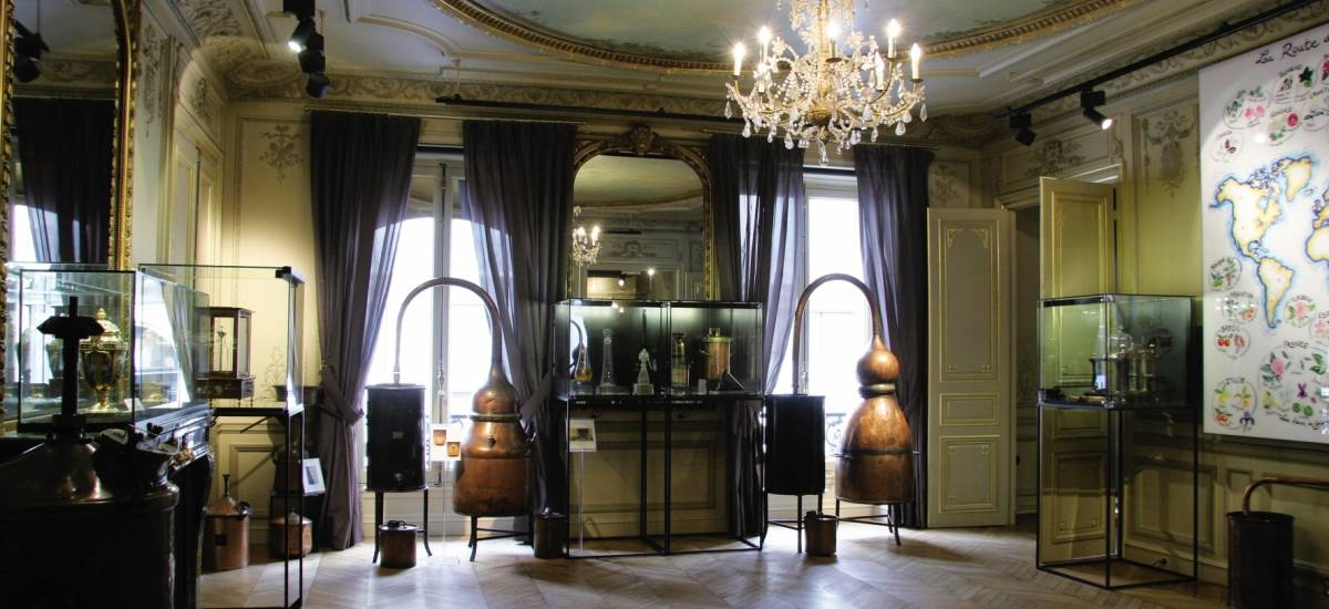 One of the rooms in the Fragonard museum - © FRAGONARD PARFUMEUR