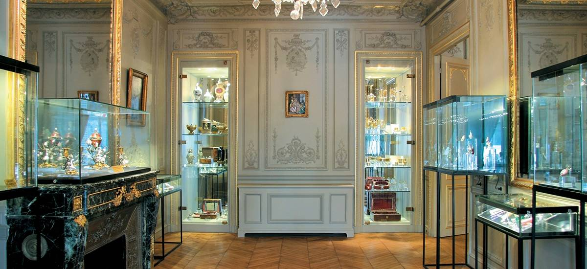 The perfume museum - © FRAGONARD PARFUMEUR