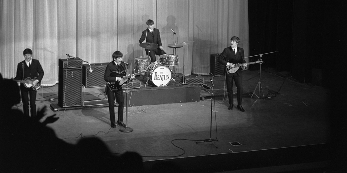 The Beatles - Olympia, 1964