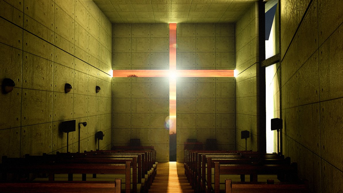 Church of the light – Ibaraki, Osaka