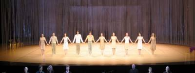 ''Rain'' by Anne Teresa de Keersmaeker at the Opéra Garnier